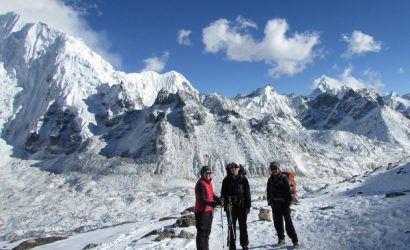 Khumbu Three Passes Trek