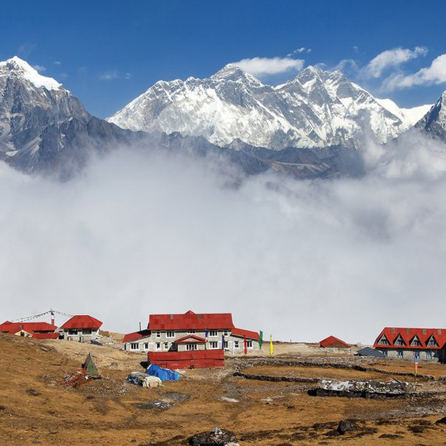 Kongde Everest Luxury Trek
